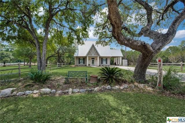 1261 Lonesome, Canyon Lake, TX 78133 (MLS #410822) :: Berkshire Hathaway HomeServices Don Johnson, REALTORS®