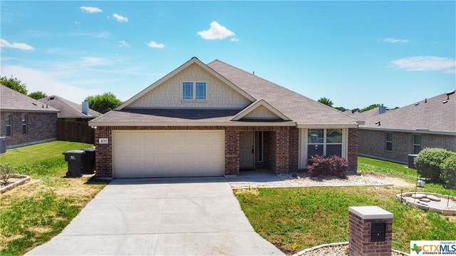 4011 Brookhaven Drive, Temple, TX 76504 (MLS #410825) :: The i35 Group