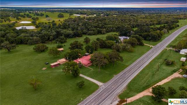 2402 Us Highway 90A E, Hallettsville, TX 77964 (MLS #410826) :: The Zaplac Group