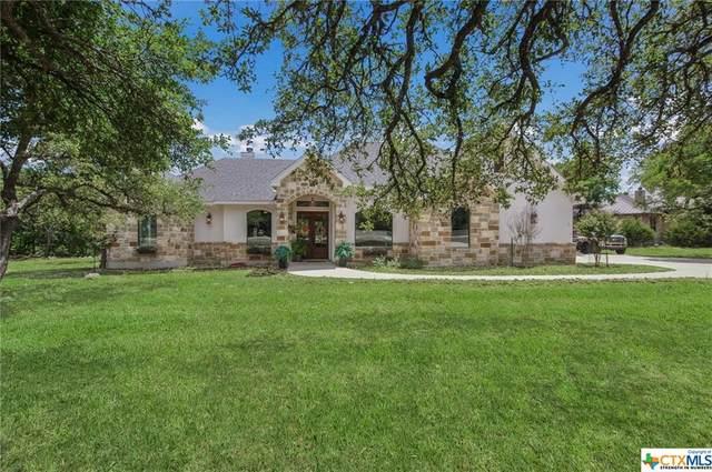 447 Hidden Springs Drive, Spring Branch, TX 78070 (#410830) :: All City Real Estate