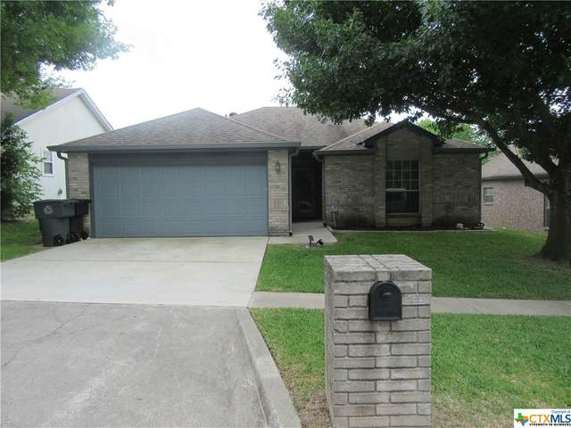 5409 Trailview Drive, Temple, TX 76502 (MLS #410835) :: The i35 Group