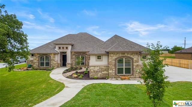 8556 Spring Creek, Salado, TX 76571 (#410889) :: First Texas Brokerage Company