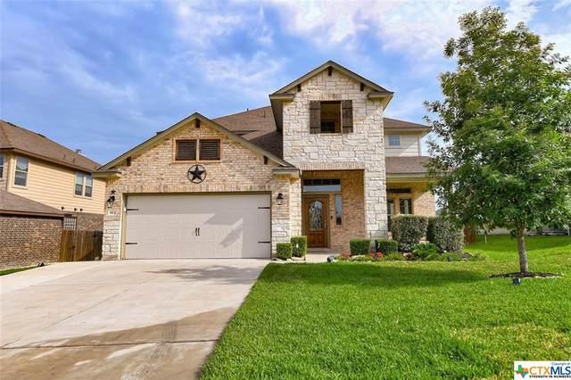 813 Terra Cotta Court, Harker Heights, TX 76548 (MLS #410920) :: The Real Estate Home Team