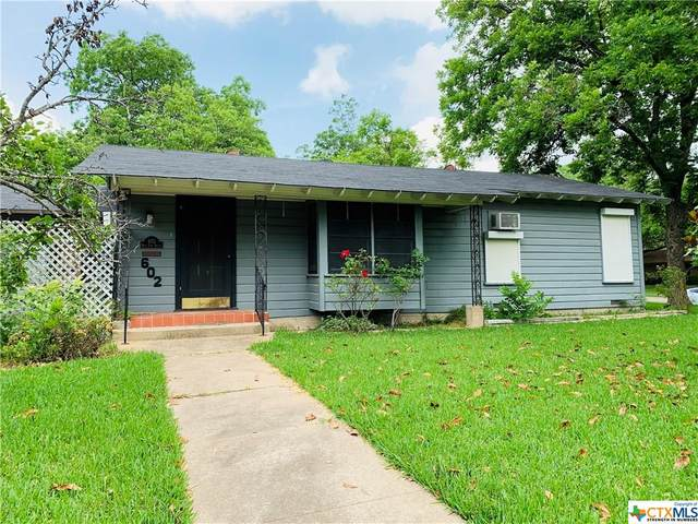 602 W Park Avenue, Temple, TX 76501 (MLS #410941) :: The i35 Group