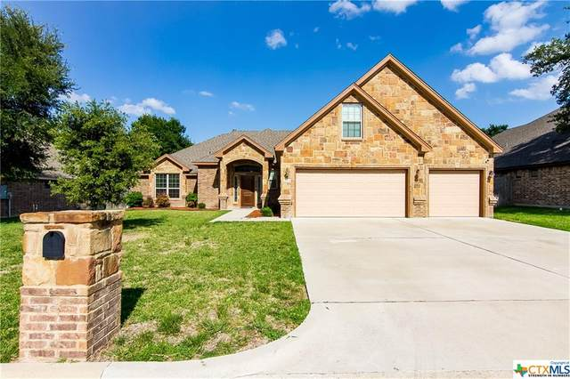 3204 Purple Sage Drive, Belton, TX 76513 (MLS #410963) :: The i35 Group