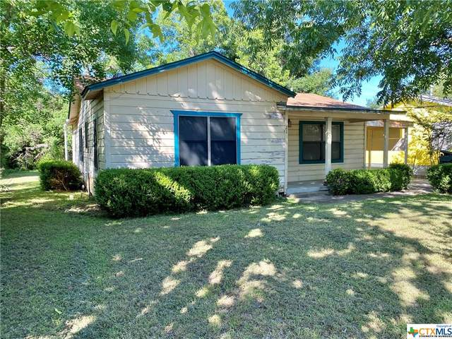216 Ellis Street, San Marcos, TX 78666 (MLS #410997) :: Brautigan Realty