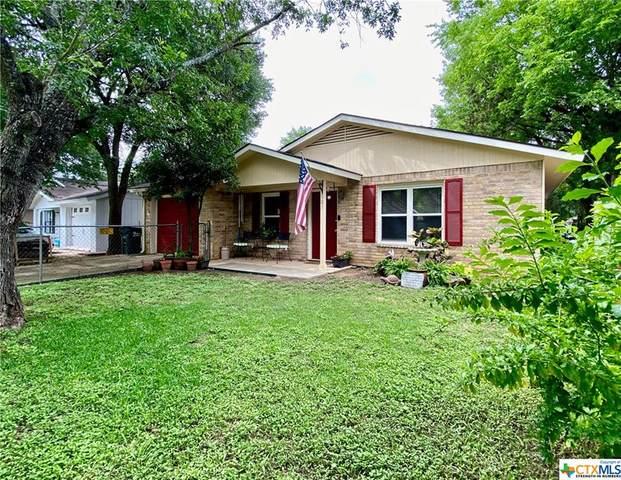 907 N Bishop Street, San Marcos, TX 78666 (MLS #411023) :: Brautigan Realty