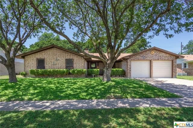 1912 Pleasant Lane, Copperas Cove, TX 76522 (MLS #411034) :: The Real Estate Home Team