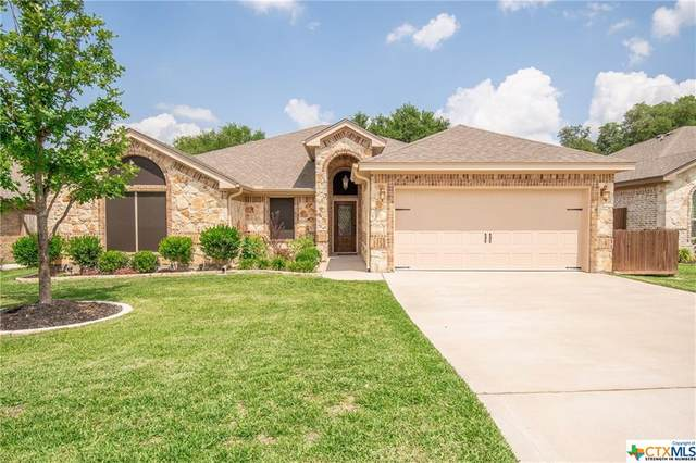 3208 Wildcatter Drive, Belton, TX 76513 (MLS #411035) :: The i35 Group
