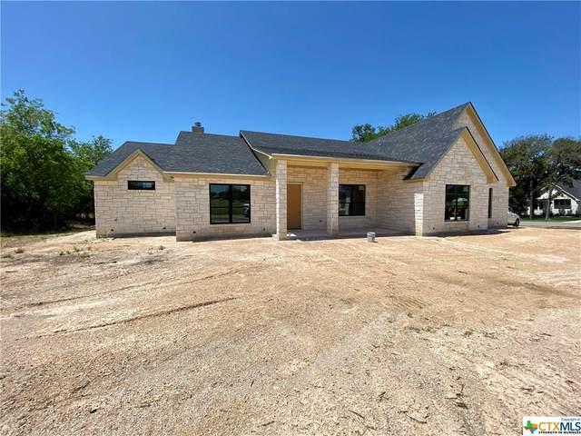 8425 Anna's Spring Drive, Salado, TX 76571 (MLS #411040) :: The Real Estate Home Team