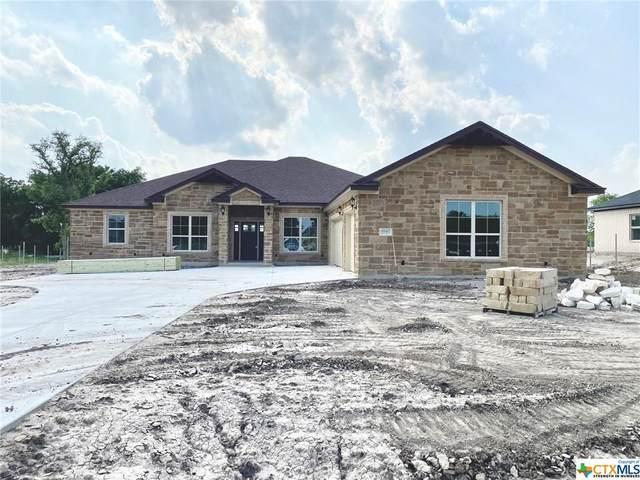 8342 Spring Creek Loop, Salado, TX 76571 (#411042) :: First Texas Brokerage Company