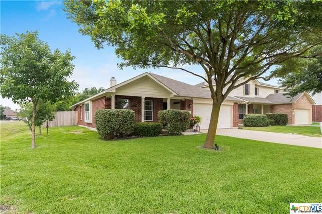 201 Hanstrom Drive, Hutto, TX 78634 (MLS #411085) :: Vista Real Estate
