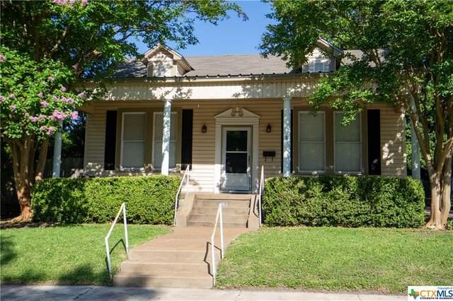 1112 N Main Street, Temple, TX 76501 (MLS #411092) :: The i35 Group