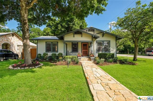 306 E Faust Street, New Braunfels, TX 78130 (MLS #411093) :: Kopecky Group at RE/MAX Land & Homes