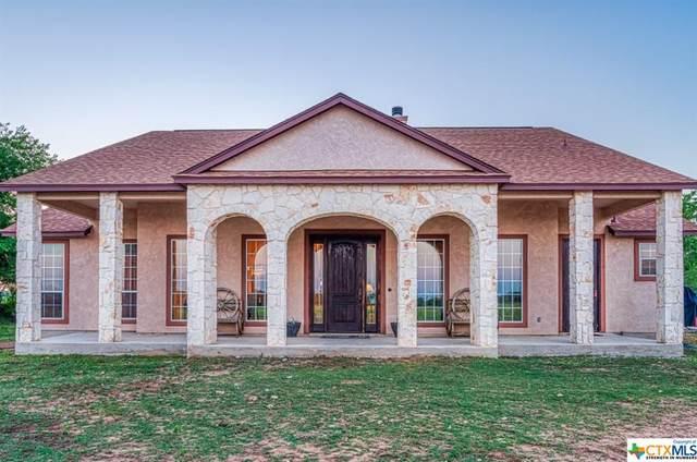 1597 Zuehl Crossing, La Vernia, TX 78121 (MLS #411115) :: Brautigan Realty