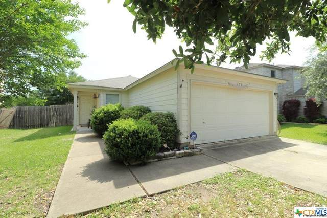 270 Beech Drive, Kyle, TX 78640 (MLS #411131) :: The Zaplac Group