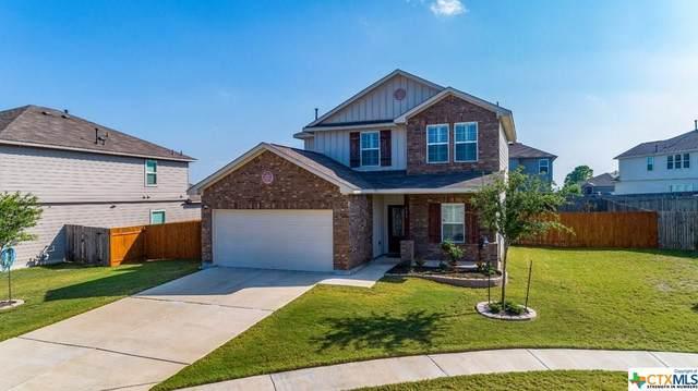113 Charing Cove, Kyle, TX 78640 (MLS #411133) :: Brautigan Realty