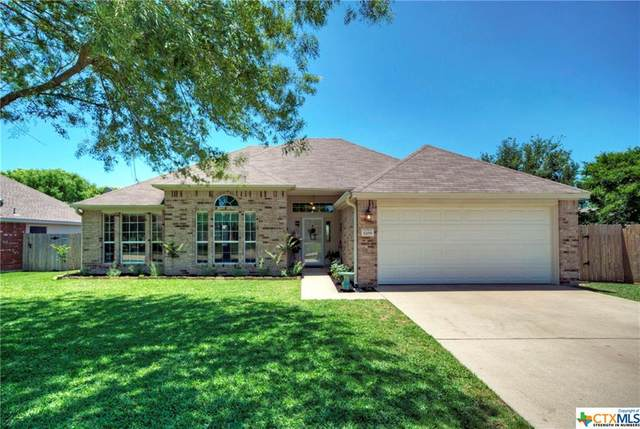 1209 Westway Drive, Temple, TX 76502 (MLS #411139) :: The i35 Group