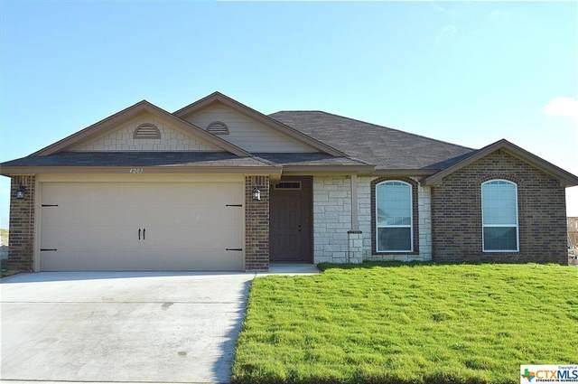 4203 Corinne Drive, Killeen, TX 76549 (MLS #411143) :: The i35 Group