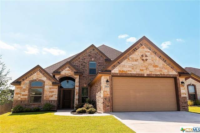 2829 Mystic Mountain Lane, Belton, TX 76513 (MLS #411160) :: The i35 Group