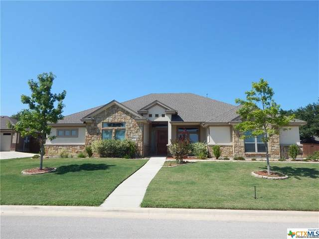 6021 Bella Charca Parkway, Nolanville, TX 76559 (MLS #411174) :: The i35 Group