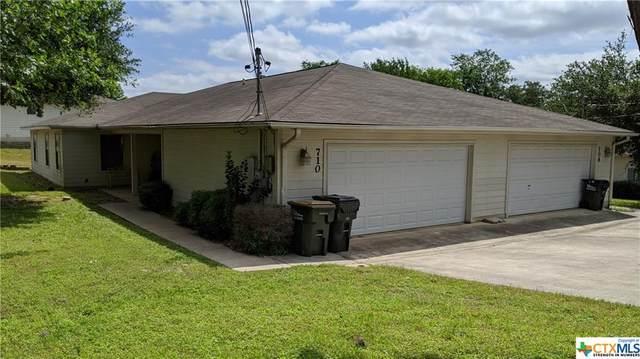 708-710 Allen Street, San Marcos, TX 78666 (MLS #411182) :: Brautigan Realty