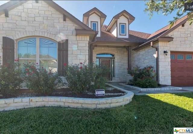 3381 Vineyard Trail, Harker Heights, TX 76548 (MLS #411221) :: Brautigan Realty