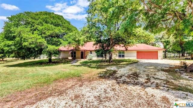 950 Seven Ranch Road, Salado, TX 76571 (MLS #411228) :: The Real Estate Home Team