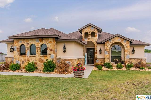1044 Park View Drive, Salado, TX 76571 (MLS #411243) :: The Real Estate Home Team