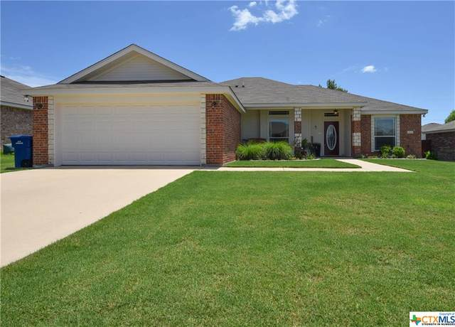 2202 Gail Drive, Copperas Cove, TX 76522 (MLS #411253) :: RE/MAX Family