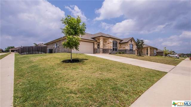 301 Boxer Street, Nolanville, TX 76559 (MLS #411262) :: The i35 Group