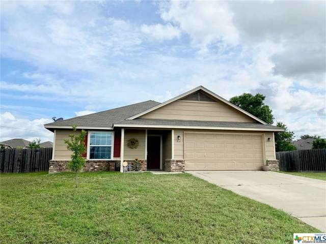 904 Freedom Court, Temple, TX 76502 (MLS #411270) :: The Real Estate Home Team