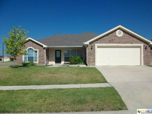 2401 Jake Drive, Copperas Cove, TX 76522 (MLS #411273) :: The Real Estate Home Team