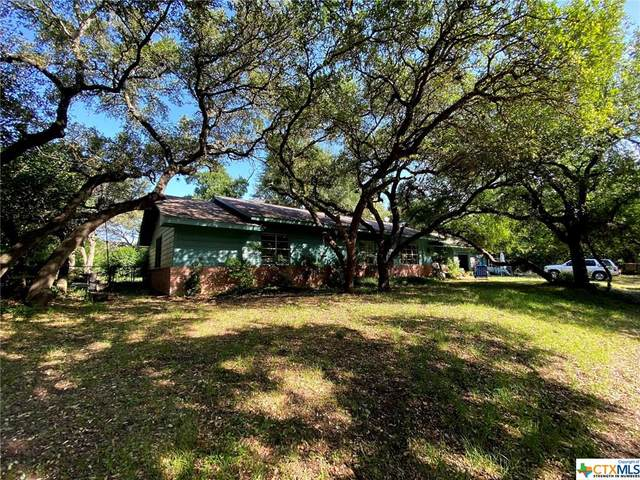 1600 E Magnolia Road, Belton, TX 76513 (MLS #411274) :: The i35 Group