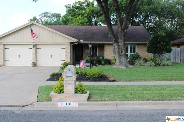 116 Lancaster Street, Victoria, TX 77904 (MLS #411282) :: The Zaplac Group