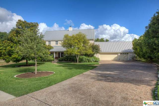 649 Riverside Drive, New Braunfels, TX 78130 (MLS #411317) :: Brautigan Realty