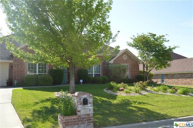 2105 Yak Trail, Harker Heights, TX 76548 (MLS #411320) :: Brautigan Realty
