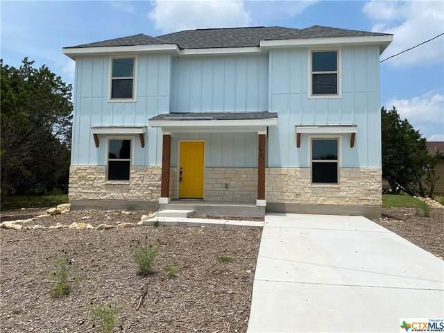 1749 Green Hill Drive, Canyon Lake, TX 78133 (MLS #411330) :: Berkshire Hathaway HomeServices Don Johnson, REALTORS®