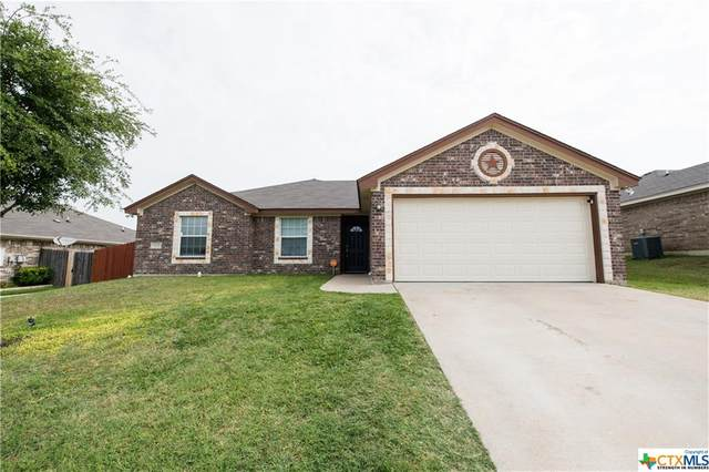 1409 Trailboss Drive, Killeen, TX 76549 (MLS #411332) :: The Real Estate Home Team