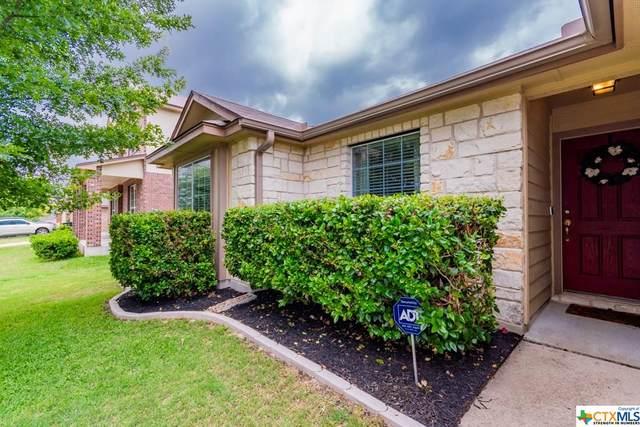 6111 Suellen Lane, Killeen, TX 76542 (MLS #411360) :: Brautigan Realty