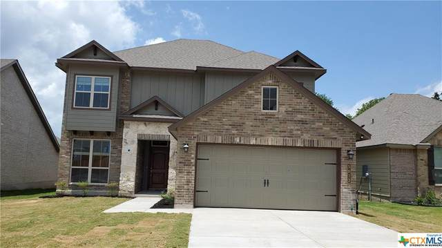 5013 Dickinson Loop, Belton, TX 76513 (MLS #411374) :: The i35 Group