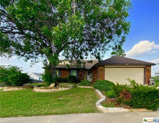 113 Zarley Drive, Copperas Cove, TX 76522 (MLS #411392) :: The Real Estate Home Team