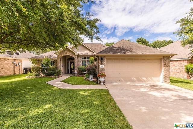 2611 Blue Meadow Drive Drive, Temple, TX 76502 (MLS #411407) :: RE/MAX Family