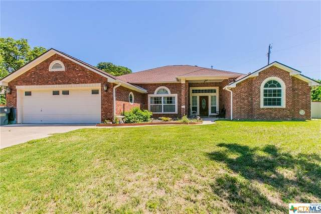 2925 Comanche Gap Road, Harker Heights, TX 76548 (MLS #411413) :: The i35 Group