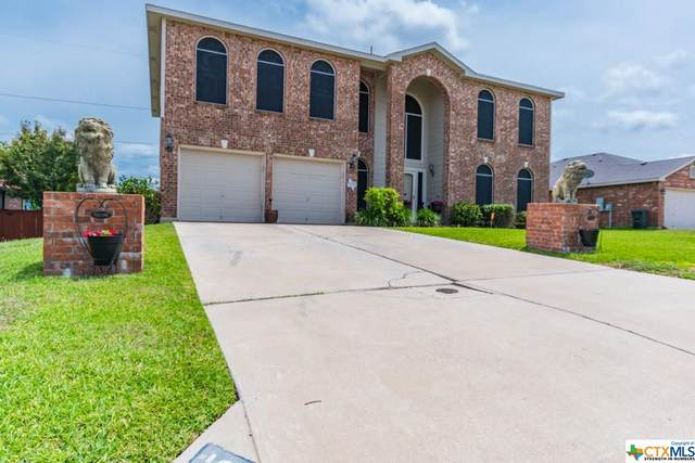 115 W Running Wolf Trail, Harker Heights, TX 76548 (MLS #411426) :: The i35 Group