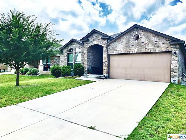 1230 Fawn Lily Drive, Temple, TX 76502 (MLS #411431) :: The i35 Group