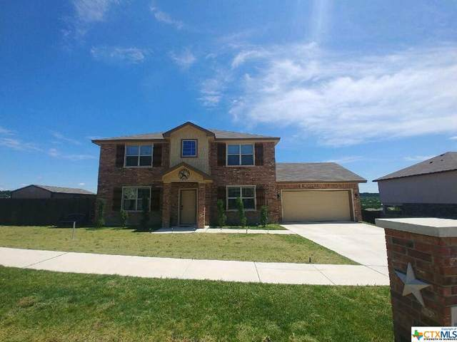 1712 Dream Catcher Court, Copperas Cove, TX 76522 (MLS #411476) :: The i35 Group