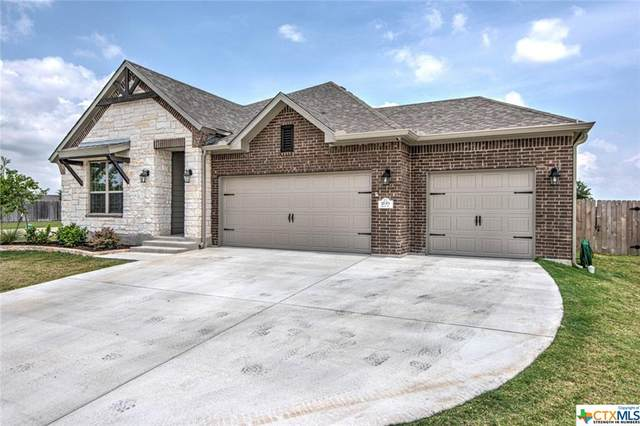 209 Raven Drive, Temple, TX 76502 (MLS #411484) :: The Real Estate Home Team