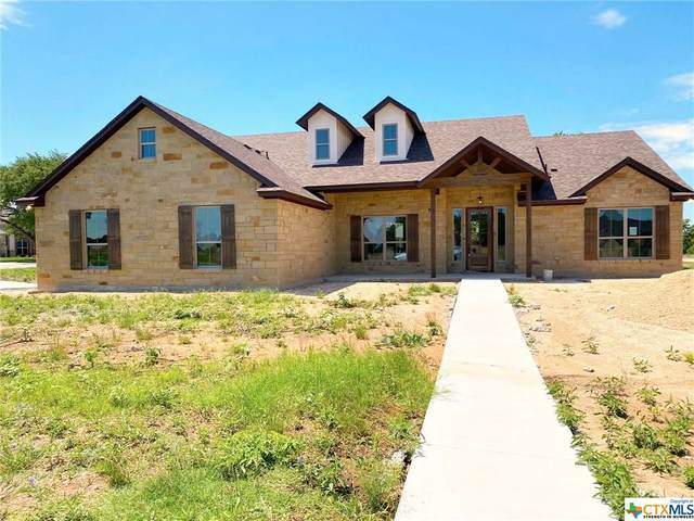 8324 Cates Creek Drive, Salado, TX 76571 (#411492) :: First Texas Brokerage Company