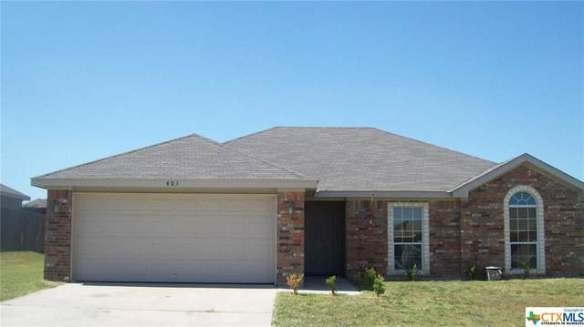 403 Viola Drive, Killeen, TX 76542 (MLS #411493) :: The Real Estate Home Team